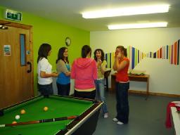 Senior Youth Club