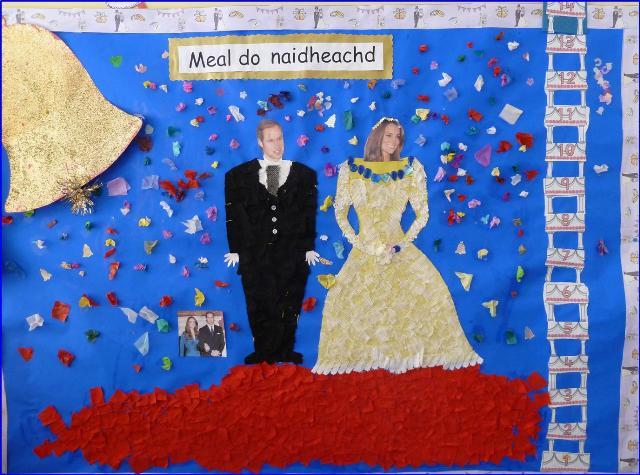 Croileagan Bhreascleit - Royal Wedding