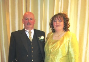 Johnny and Anne - 25th February 2011